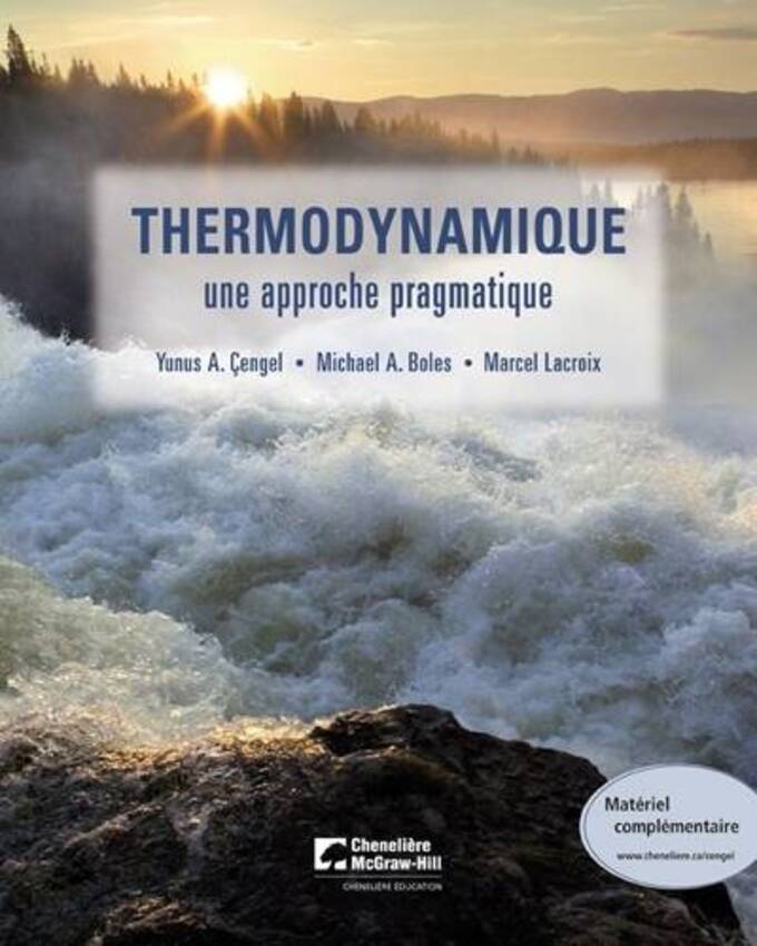 thermodynamique une approche pragmatique