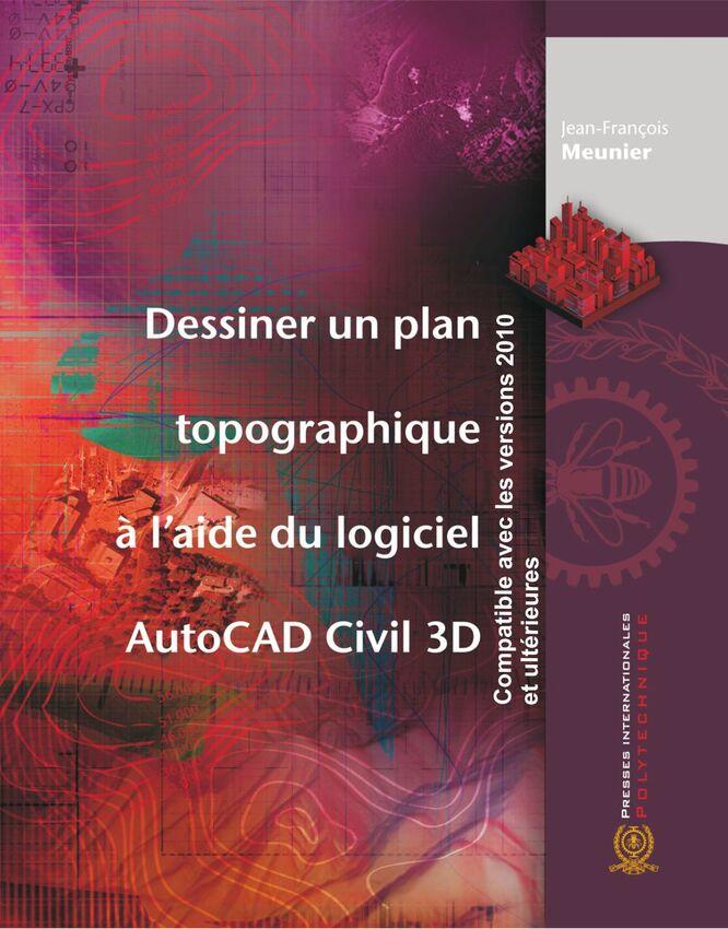 Dessiner un plan topographique à l'aide du logiciel AutoCAD Civil 3D sur Bookys