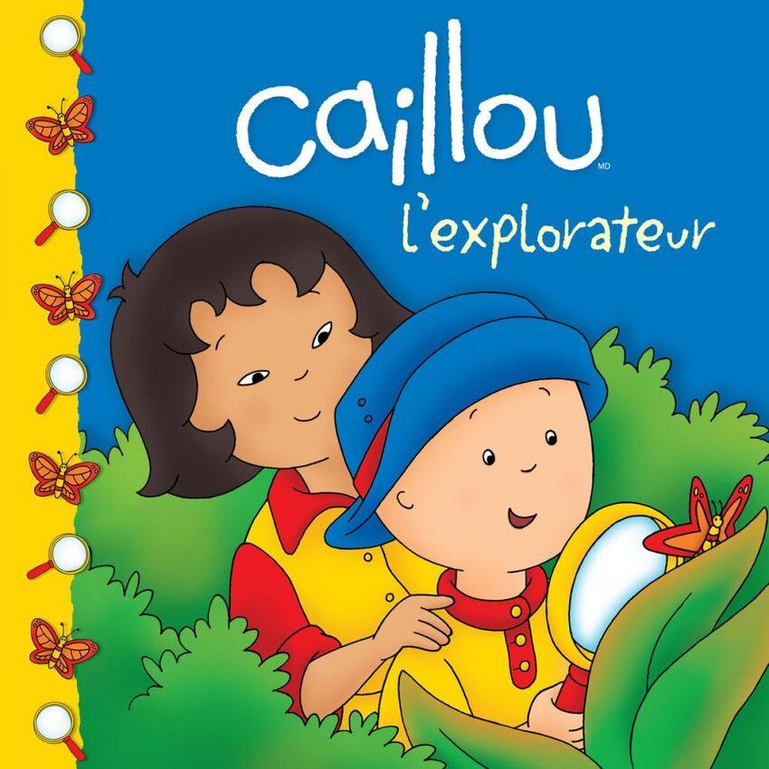 Caillou And Sarah