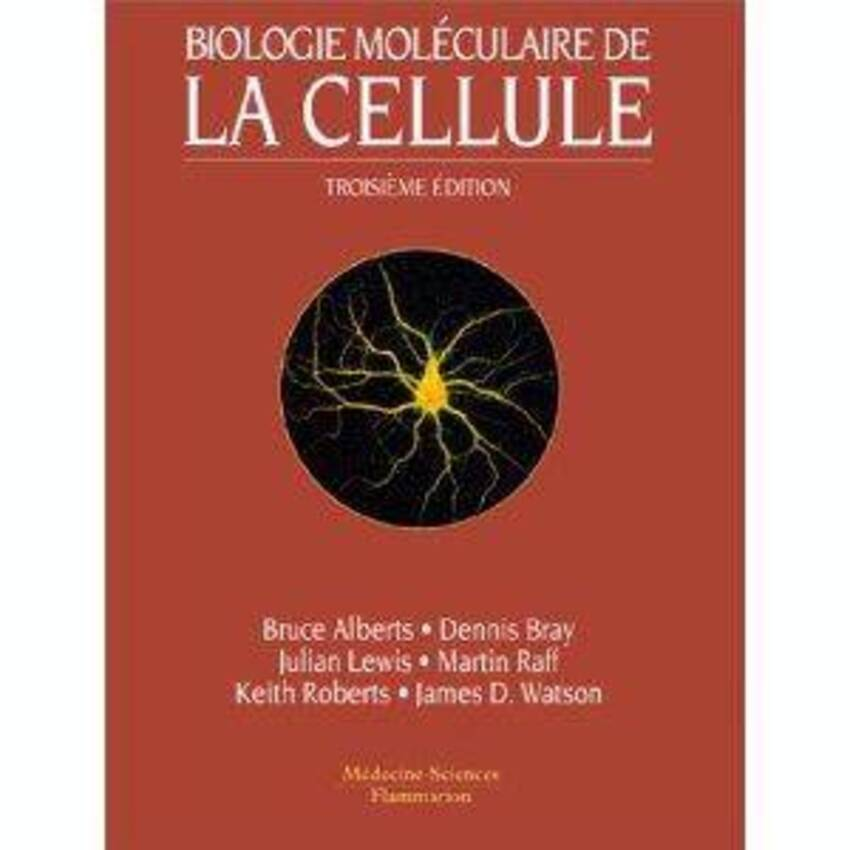 Biologie moleculaire de la cellule