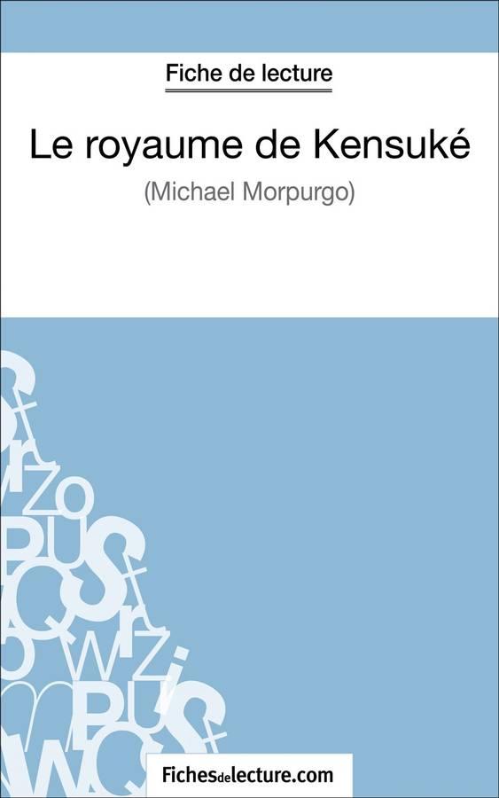 Le Royaume De Kensuke De Michael Morpurgo Fiche De Lecture Par