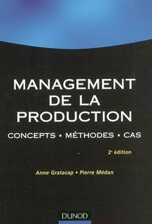 Management de la production                            ÉPUISÉ