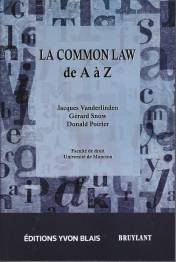 Common Law de A à Z