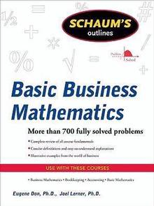 Basic Business Mathematics