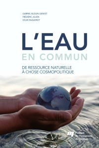 Eau en commun : De ressourcenaturelle à chose cosmopolite