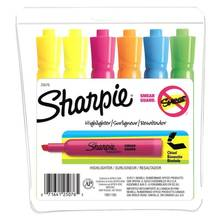 Surligneur Sharpie Tank Highlighter (Ensemble de 6)      25076