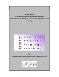 Meeting on English Language Teaching (3e rencontre)