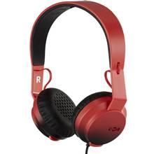 Casque audio avec micro - Marley Rebel - rouge