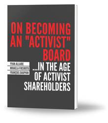 : On becoming an ''Activist Board''