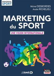 Marketing du sport : une vision internationale