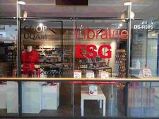 Librairie ESG
